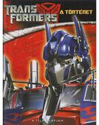 Transformers - a történet - Kate Egan