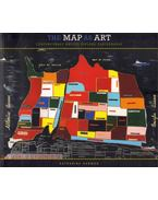 The Map as Art: Contemporary Artists Explore Cartography - Katharine Harmon