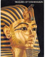 Treasures of Tutankhamun - Katherine Stoddert Gilbert, Joan K. Holt, Sara Hudson