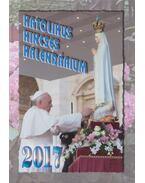 Katolikus kincses kalendárium 2017.