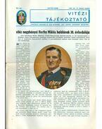 Vitézi tájékoztató 1987 június - Katona Sándor