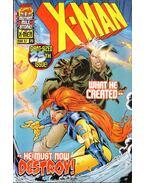 X-Man Vol. 1. No. 25 - Kavanagh, Terry, Cruz, Roger