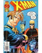 X-Man Vol. 1. No. 27 - Kavanagh, Terry, Cruz, Roger