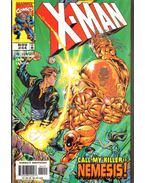 X-Man Vol. 1. No. 44 - Kavanagh, Terry, Cruz, Roger