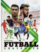 A futball története - Keir Radnedge