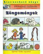Zöngemények (dedikált) - Kemenes Kálmán