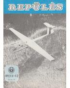 Repülés 89/11-12 - Kemény Barna (főszerk.)