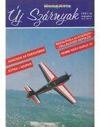 Új szárnyak 1991/8. - Kemény Barna (főszerk.)
