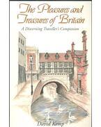 The Pleasures and Treasures of Britain - KEMP, DAVID