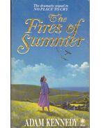 The Fires of Summer - Kennedy, Adam