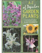 A-Z of Popular Garden Plants - Kenneth A. Beckett