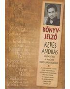 Könyvjelző - Kepes András