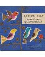 Képeskönyv gyermekeknek - Bartók Béla