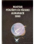 Magyar pénzügyi és tőzsdei almanach 1990 - Kerekes György