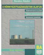 A környezetgazdaságtan alapjai - Kerekes Sándor