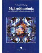Makroökonómia mérnököknek és műszaki menedzsereknek - Kerékgyártó György