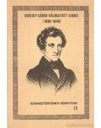 Egressy Gábor válogatott cikkei 1983-1848 - Kerényi Ferenc