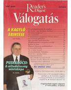Reader's Digest Válogatás 1997. április - Keresztes Péter