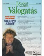 Reader's Digest Válogatás 1997. február - Keresztes Péter