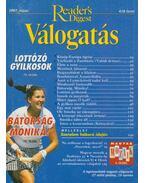 Reader's Digest Válogatás 1997. május - Keresztes Péter