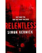 Relentless - Kernick, Simon