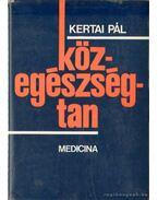 Közegészségtan - Kertai Pál