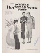 Magyar Uriasszonyok Lapja 1936. XIII. évf. 14. szám - Kertész Béla