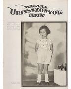 Magyar Uriasszonyok Lapja 1936. XIII. évf. 11. szám - Kertész Béla