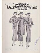 Magyar Uriasszonyok Lapja 1936. XIII. évf. 12. szám - Kertész Béla