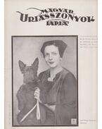Magyar Uriasszonyok Lapja 1936. XIII. évf. 13. szám - Kertész Béla