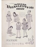 Magyar Uriasszonyok Lapja 1936. XIII. évf. 18. szám - Kertész Béla
