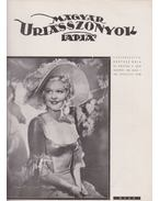 Magyar Uriasszonyok Lapja 1936. XIII. évf. 19. szám - Kertész Béla