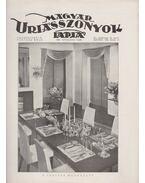 Magyar Uriasszonyok Lapja 1936. XIII. évf. 20. szám - Kertész Béla