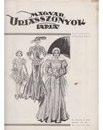 Magyar Uriasszonyok Lapja 1936. XIII. évf. 22. szám - Kertész Béla
