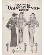Magyar Uriasszonyok Lapja 1936. XIII. évf. 29. szám - Kertész Béla