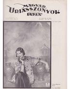 Magyar Uriasszonyok Lapja 1936. XIII. évf. 30. szám - Kertész Béla