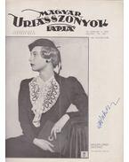 Magyar Uriasszonyok Lapja 1936. XIII. évf. 31. szám - Kertész Béla