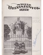 Magyar Uriasszonyok Lapja 1936. XIII. évf. 7. szám - Kertész Béla