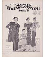 Magyar Uriasszonyok Lapja 1937. XIV. évfolyam 19. szám - Kertész Béla