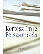 Felszámolás - Kertész Imre