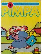 Pimpa album 1. - Kertész Sándor