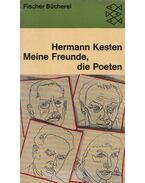Meine Freunde die Poeten - Kesten, Hermann