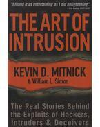 The Art of Intrusion - Kevin D. Mitnick, William L. Simon