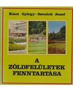 A zöldfelületek fenntartása - Kiácz György, Szendrői József