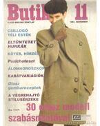 Butik 1991. november 11. - Moldován Katalin