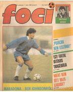 Foci 1989 I. évfolyam 1-52.szám (hiányos) - Hámori Tibor