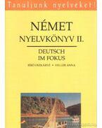 Német nyelvkönyv II. - Bíró Oszkárné, Heller Anna