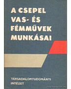 A Csepel Vas- és Fémművek munkásai - Kozák Gyula, Kemény István