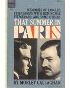 That summer in Paris - Callaghan, Morley