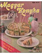 Magyar Konyha 1989. XIII. évfolyam (teljes) - F.Nagy Angéla